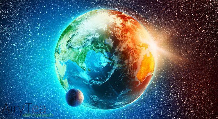 Organinė Arbata Saugo Mūsų Planetą