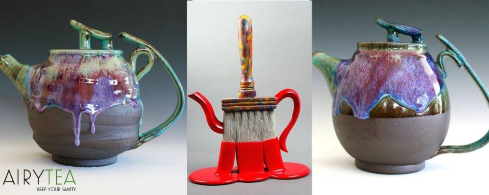 Artistic Teapots