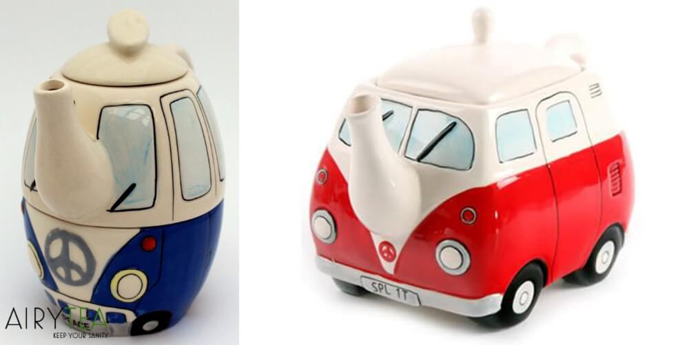 Cool Hippie Teapots