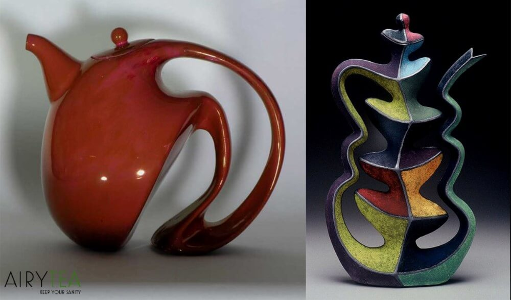 Surreal Teapots