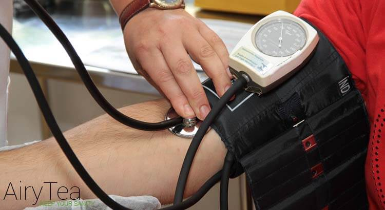 Eucommia Lowers Blood Pressure
