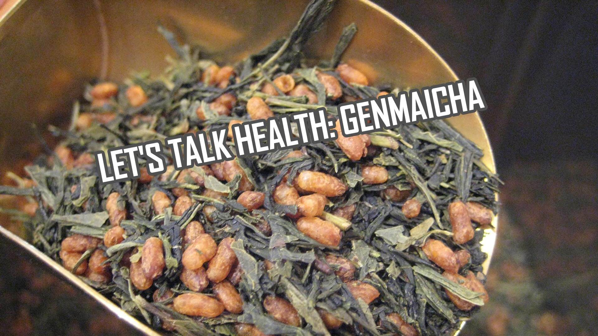 Genmaicha History and Health Effects
