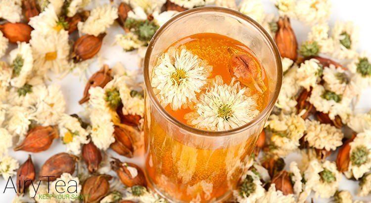 Top 10 Chrysanthemum Tea Health Benefits / Effects (2021)