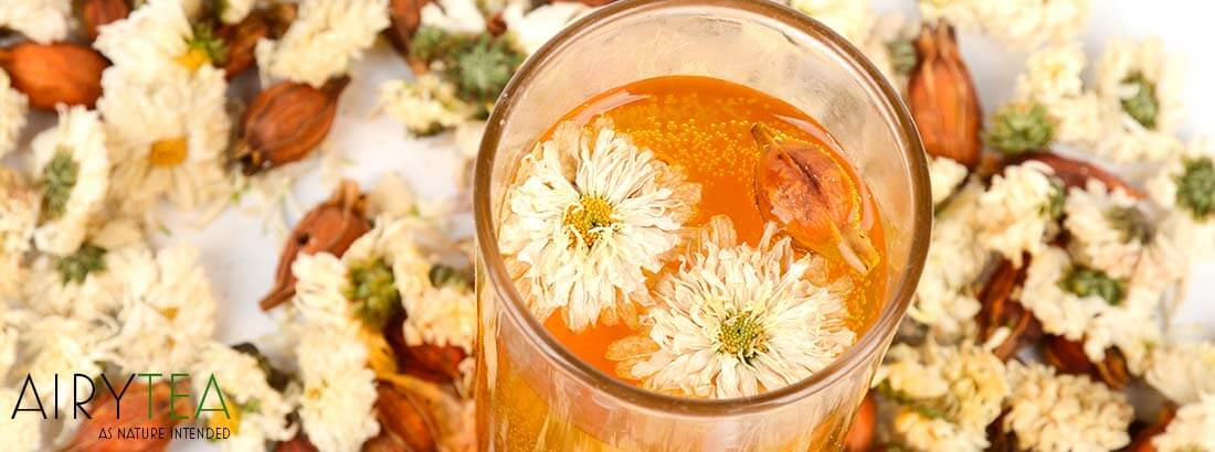 Top 10 Chrysanthemum Flower Tea Benefits