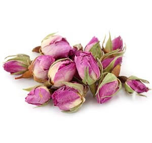 Dried Loose Rose Bud Tea