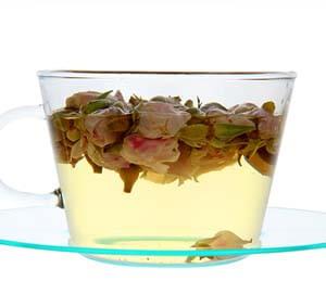 Dried Loose Rose Bud Tea