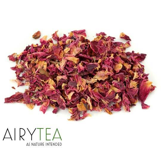 Dried Roselle Hibiscus Flower Tea