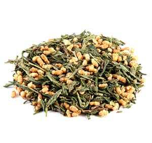 Brown Rice Genmaicha Tea