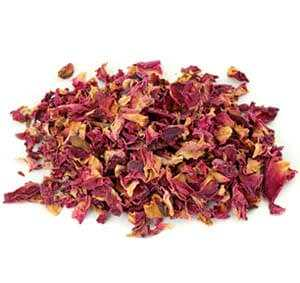 Dried Roselle Hibiscus Flower Tea