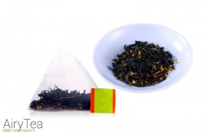 Osmanthus and Green Tea Luxury Tea Bags