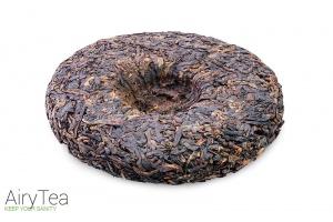 Organic Ripe Pu'Erh Cake