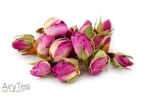 Organic Rose Bud Tea