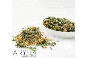 Roasted Brown Rice Tea (Genmaicha) (