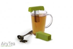 Letter T Tea Infuser
