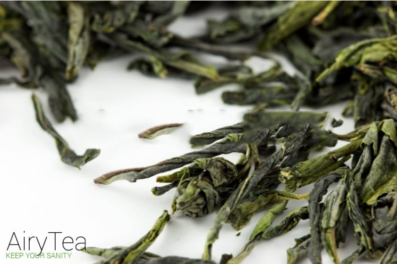 Lu'an Melon Seed Organic Green Tea