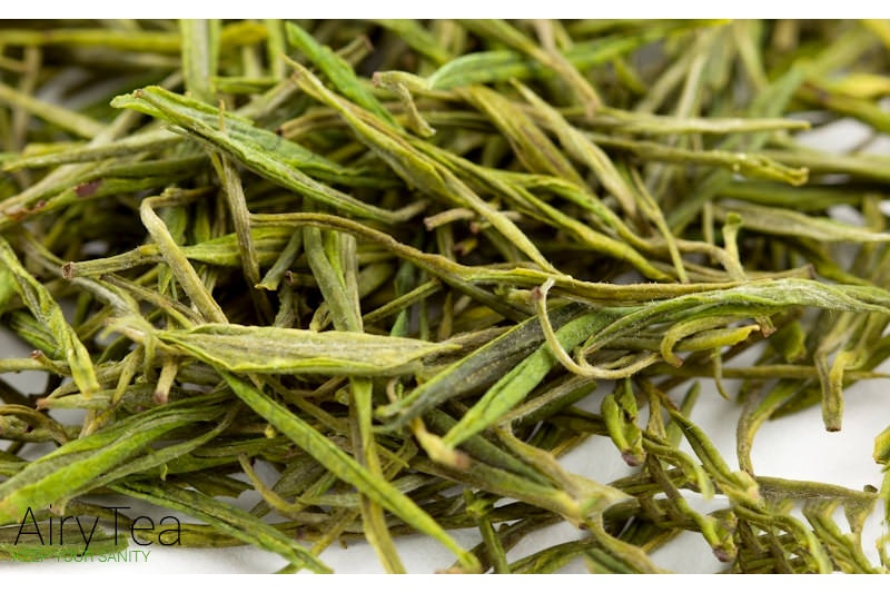 Anji Bai Cha Organic Green Tea