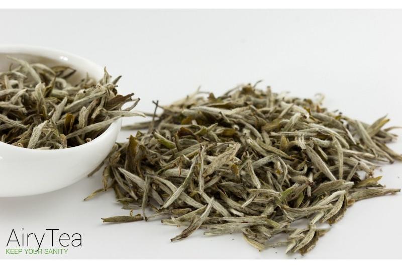 Imperial Fuding Silver Needle Organic White Tea