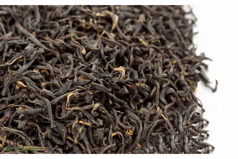 Imperial Keemun Organic Black Tea