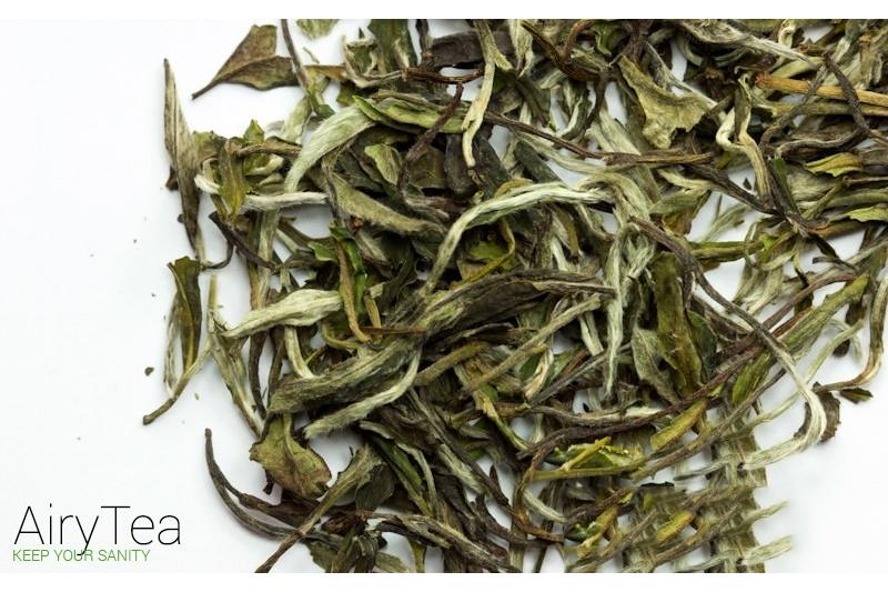 Imperial White Peony Organic White Tea