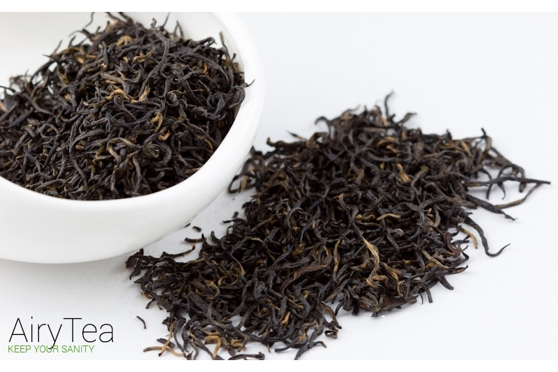 Jin Jun Mei Lapsang Souchong Organic Black Tea