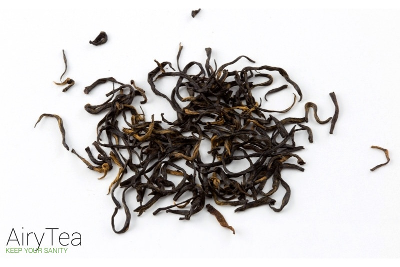 Traditional Lapsang Souchong Organic Black Tea