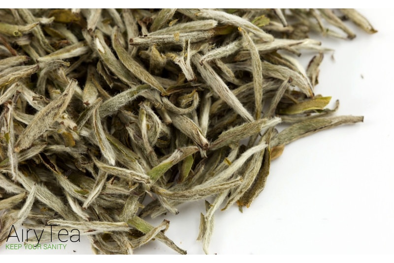 Imperial Fuding Silver Needle Organic White Tea