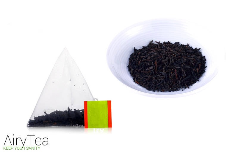 Ceylon Black Tea Luxury Tea Bags