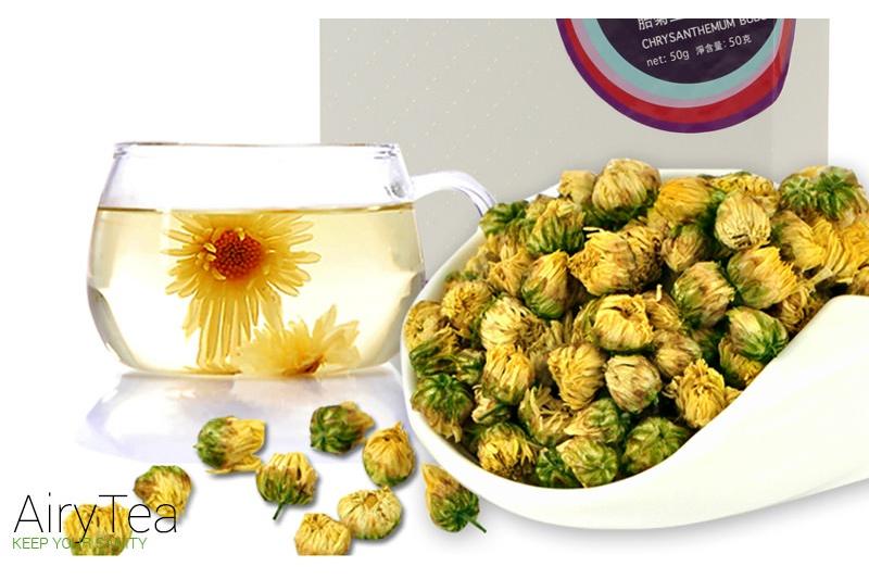 Organic Imperial Chrysanthemum Flower Tea
