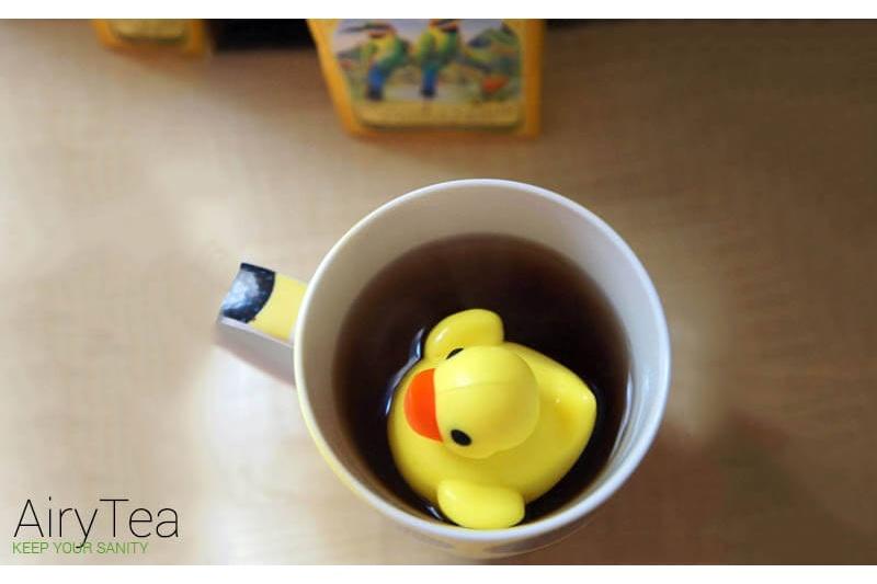 Adorable Duck Tea Infuser