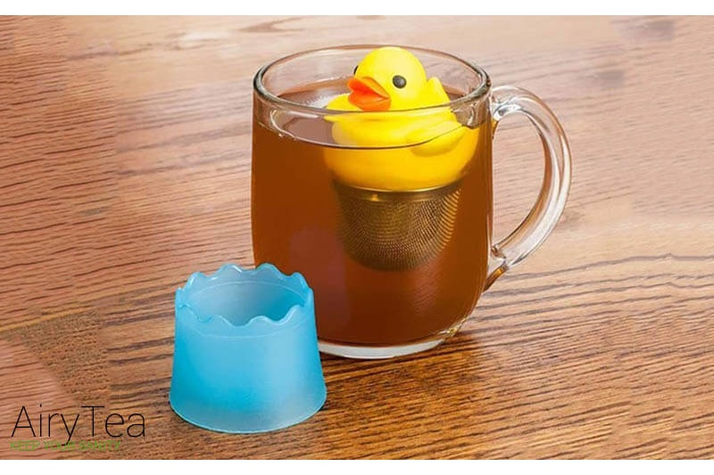 Adorable Duck Tea Infuser