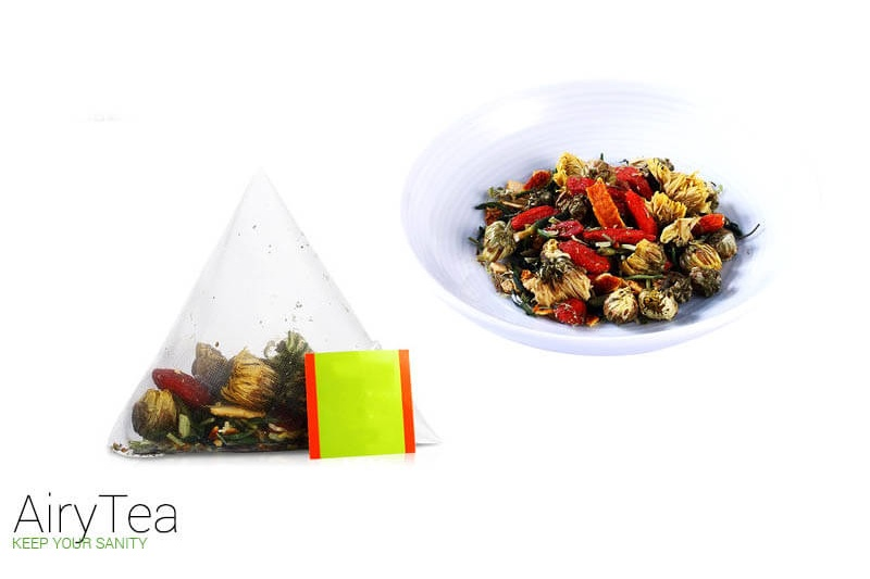 Fragrant Chrysanthemum Luxury Tea Bags