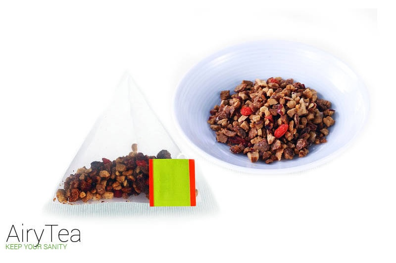 Longan and Red Dates Luxury Tea Bags