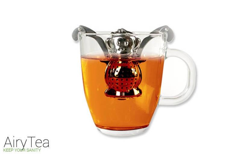 Monkey (Stainless Steel) Tea Infuser