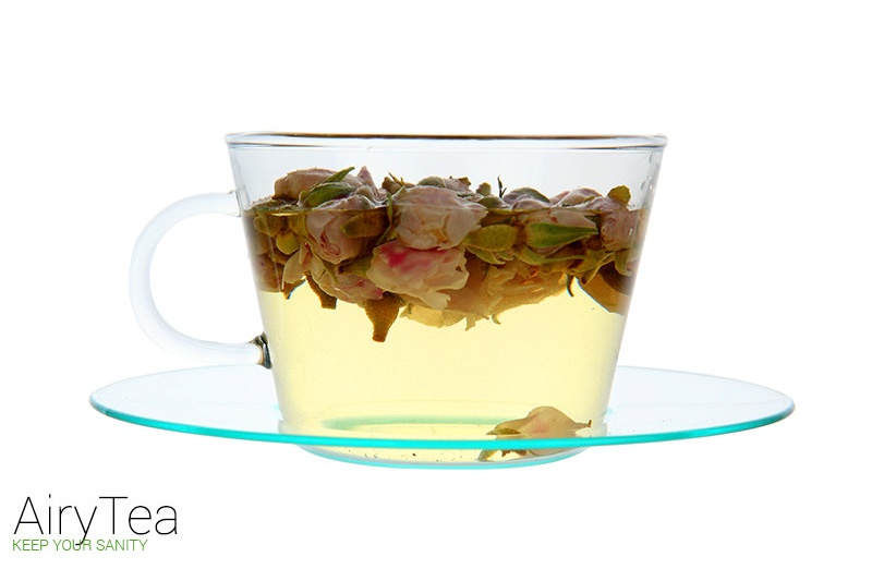Organic Rose Bud Tea