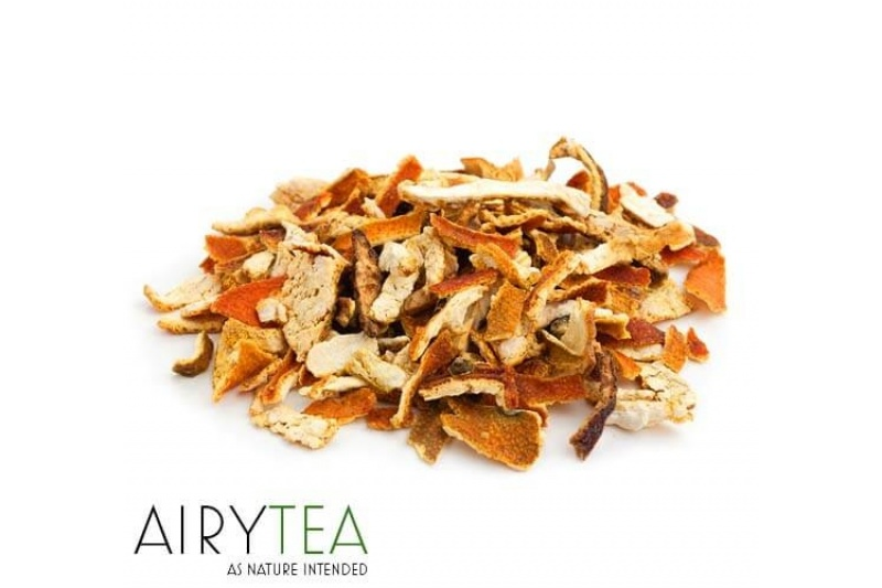 Dried Tangerine Peel Tea
