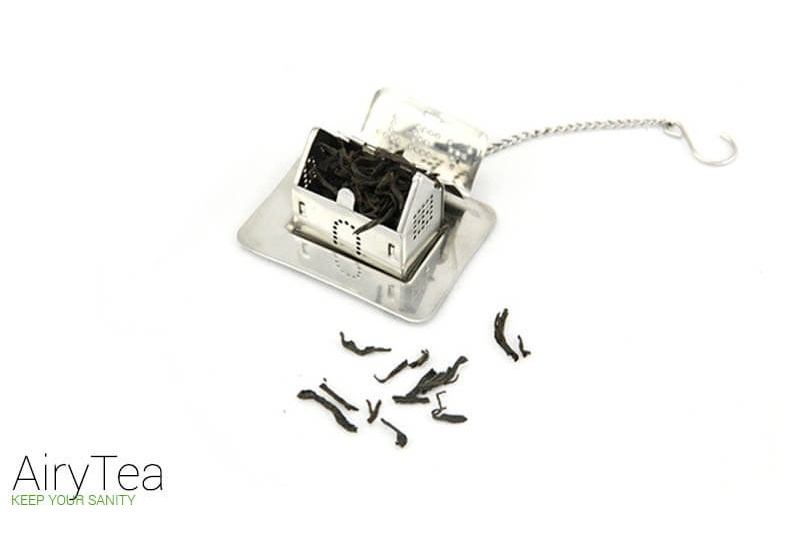 Tea House (Stainless Steel) Tea Infuser