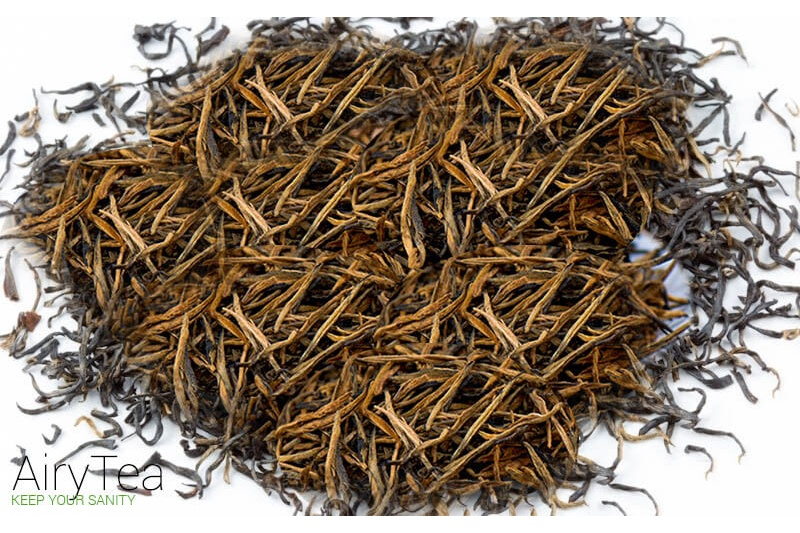 2015 Organic - Dianhong Black Tea
